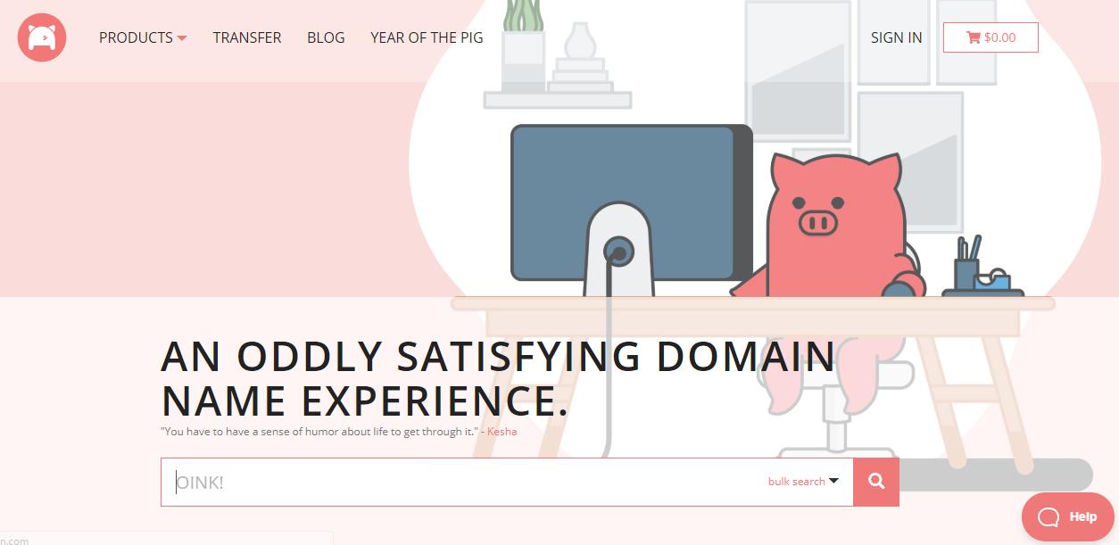 Porkbun review- reliable hosting provider