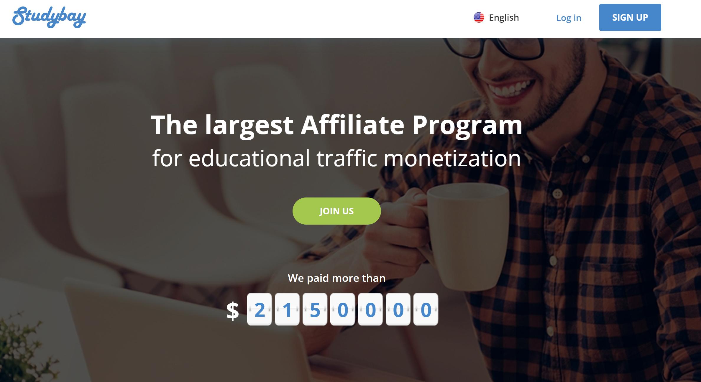 Studybay Affiliate Program