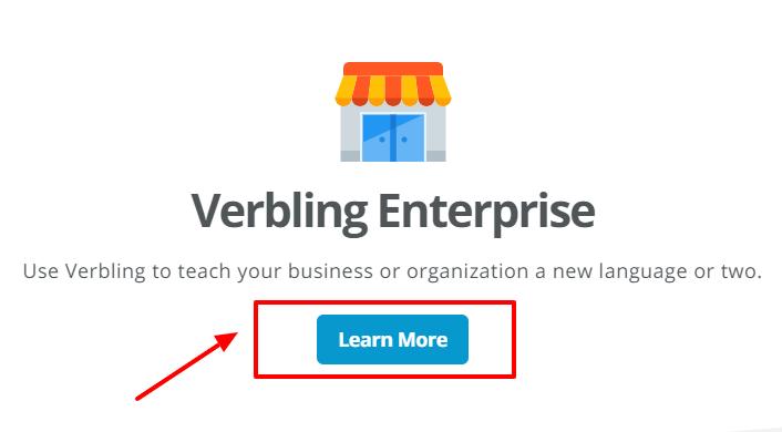Verbling review - enterprice