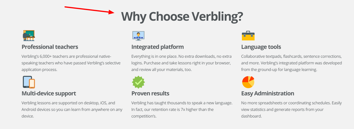 Verbling review - why