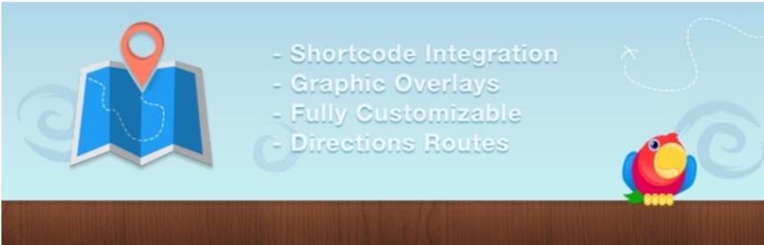 Best WordPress Store Locator Plugins- Google Maps Plugin