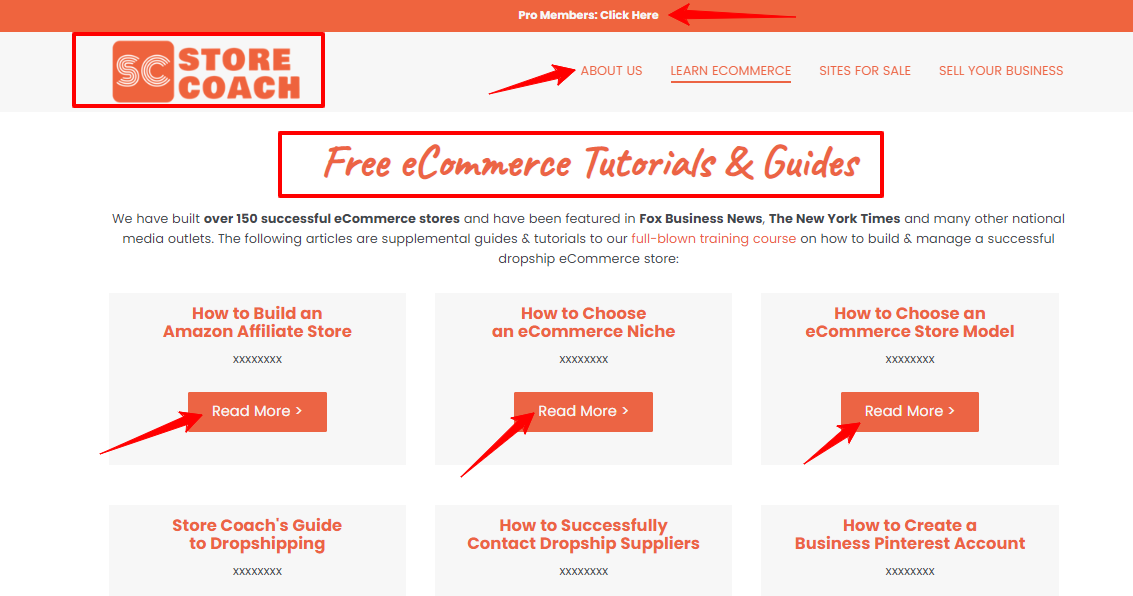 Learn How To Start An Online Store – Store Coach Review