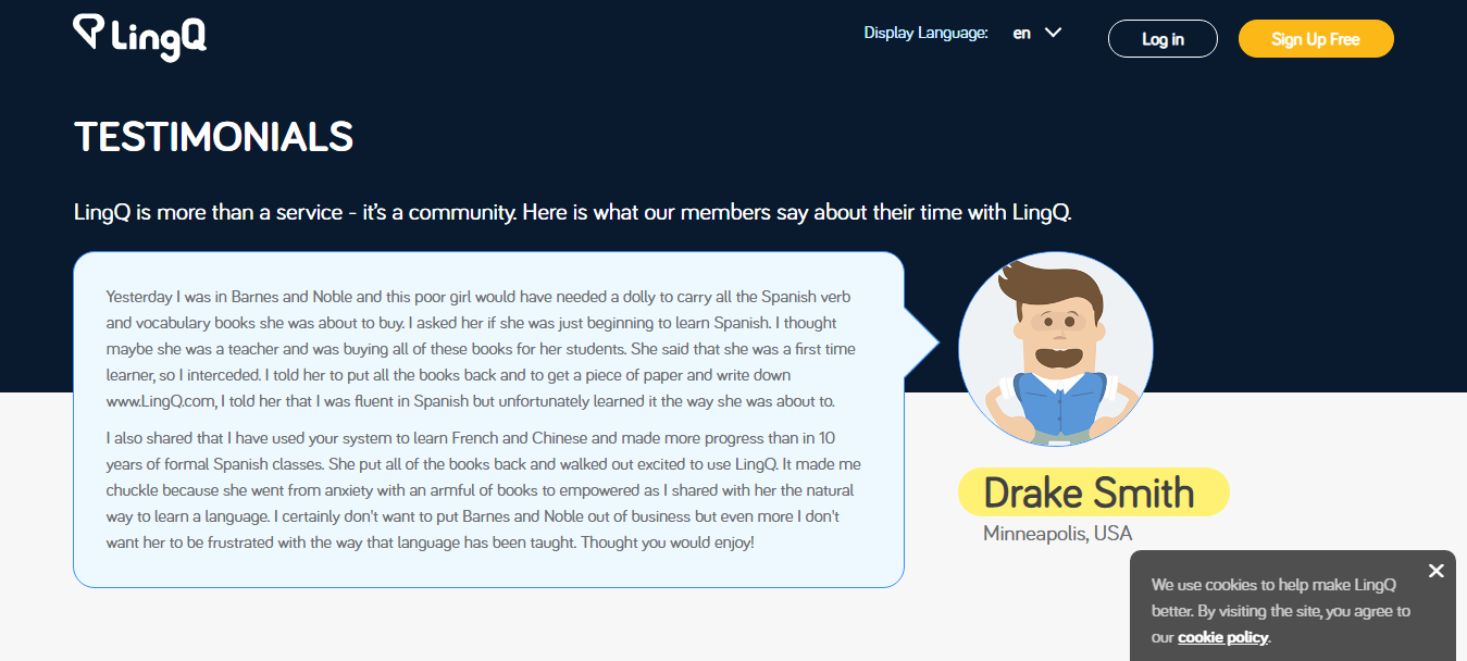 LingQ_reviews_and_testimonials_See_what_our_users_are_saying