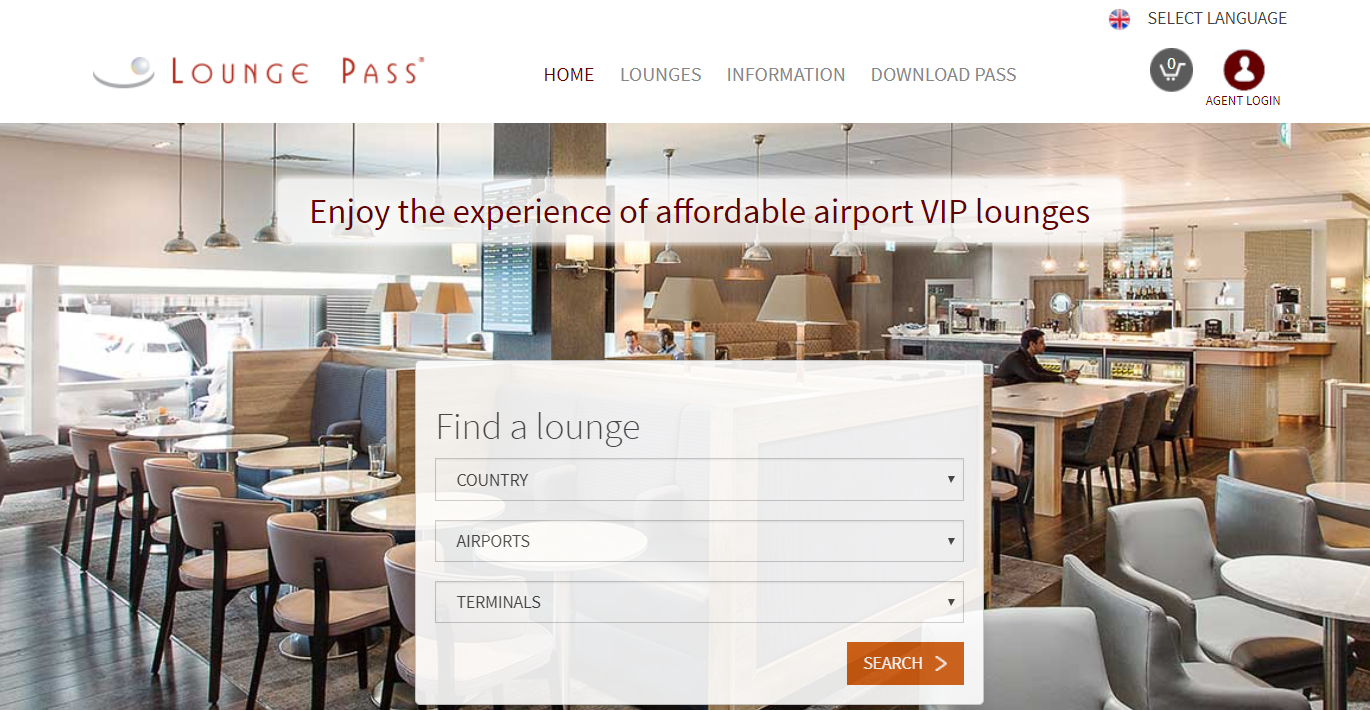 Lounge Pass- Affordable VIP Indulgence