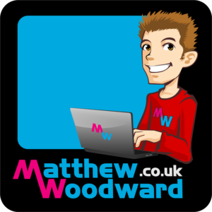 MatthewWoodwardicon - Matthew Woodward