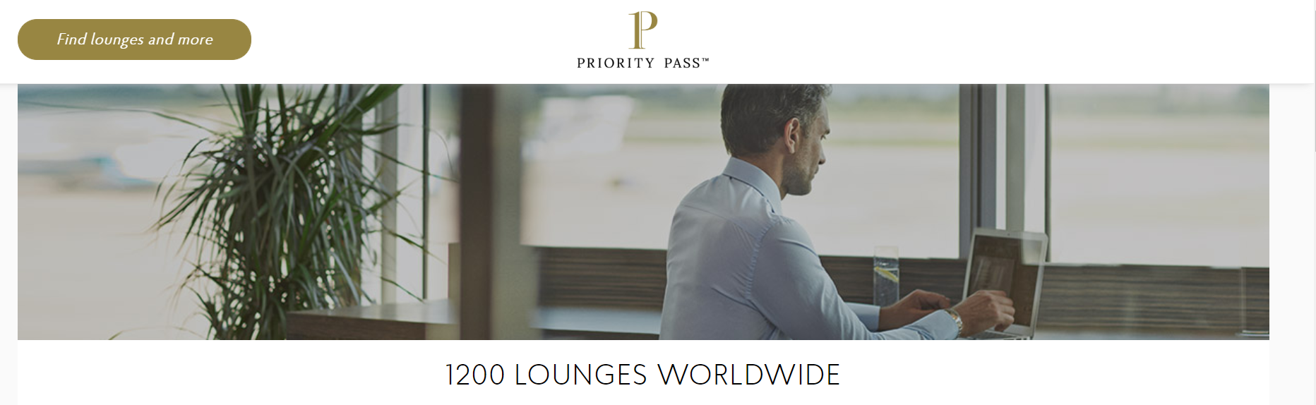 Priority Pass Coupon Codes- Airport Lounge Program