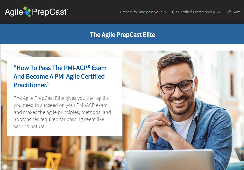The Agile PrepCast- Best PMI-ACP Online Training Providers