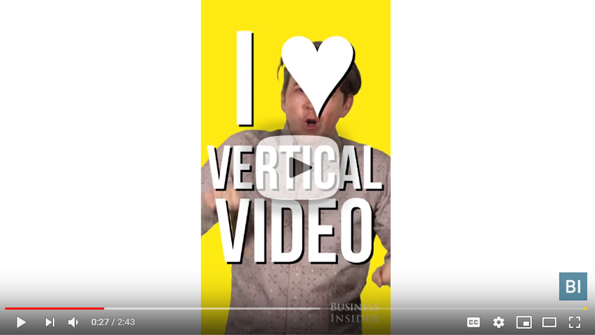 vertical video-Life Lessons Of YouTube And Video Marketing