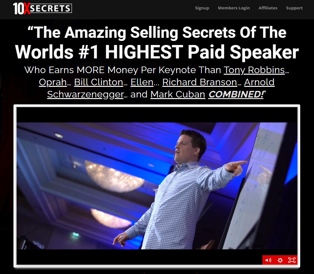 10x Secrets Masterclass Detailed Review - 10X-Secrets