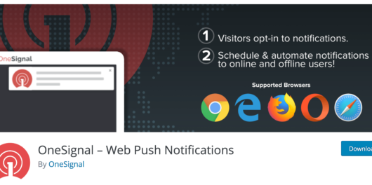 WordPress - Push Notification Guide