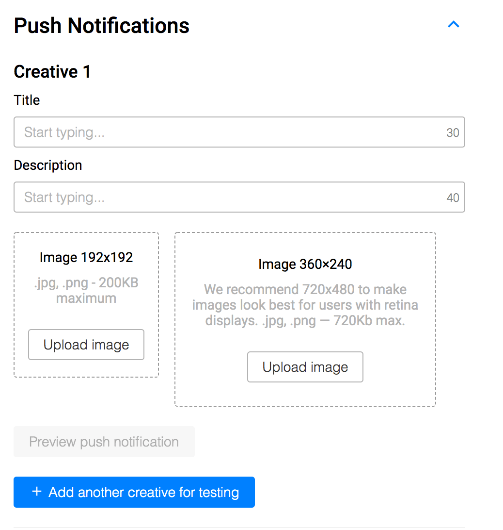 Push Notifications - Push Ads Guide