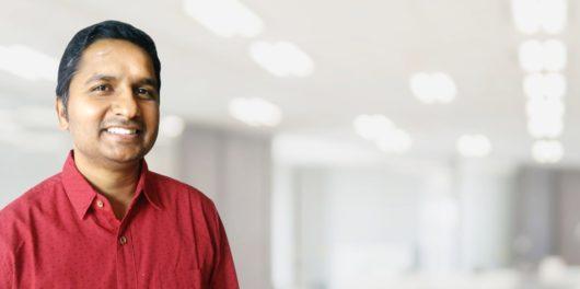 An Interview with Krishna Srinivasan