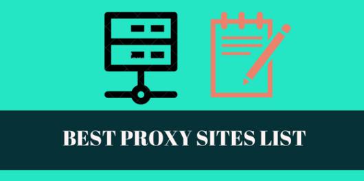 Best Proxy For Rental