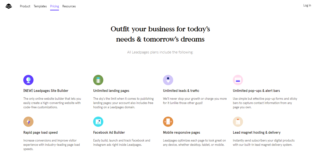 ClickFunnels Vs LeadPages - outfit