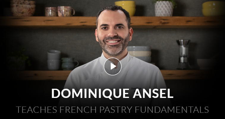 Dominique Ansel Masterclass Review - information
