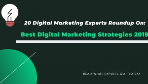 Digital Marketing Experts Rounup