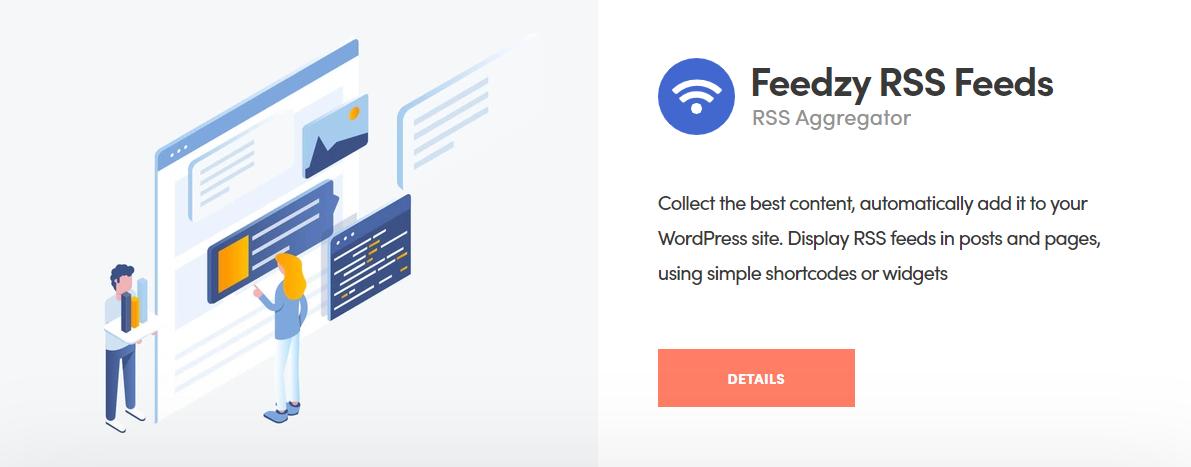 Feedzy RSS Feed Plugin - Themeisle Review