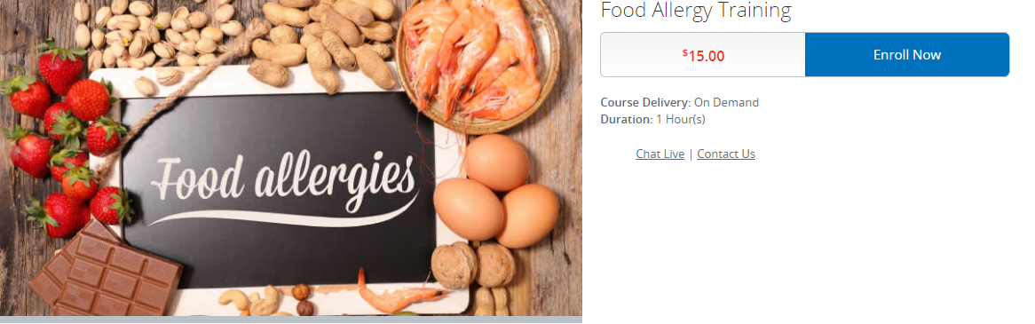 Learn2serve Review- food safety pricing