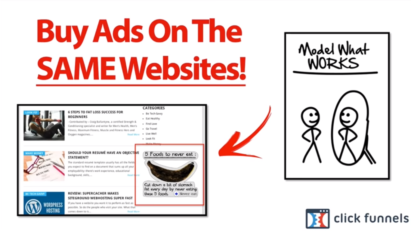 Funnel Hacks Review - ads