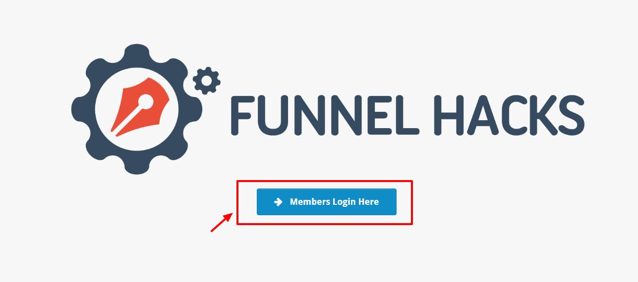 Funnel Hacks review - member login