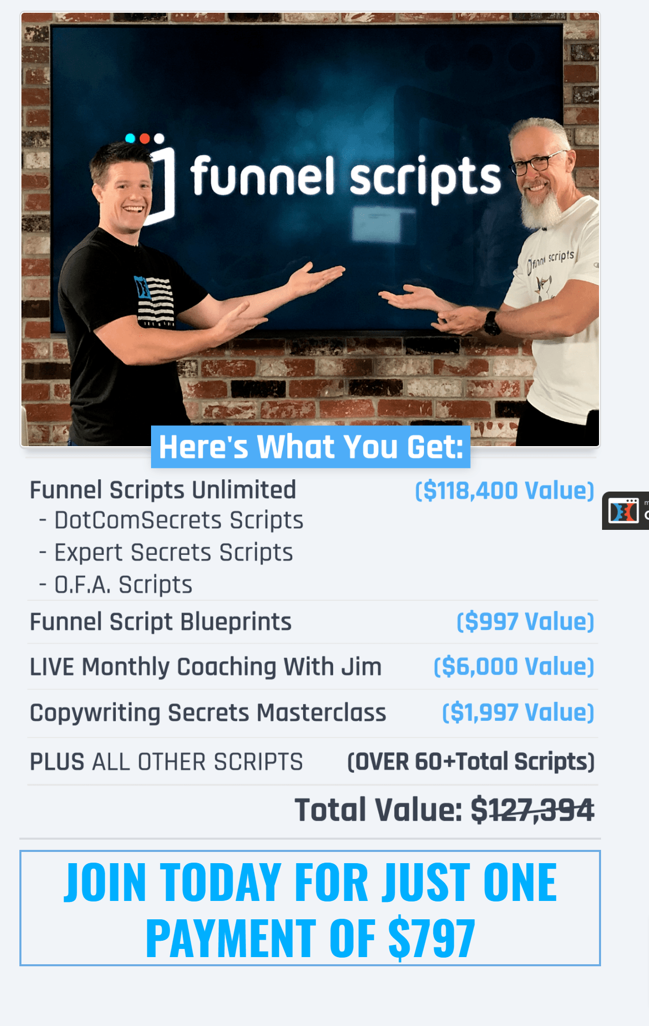 Funnel Scripts Unlimited