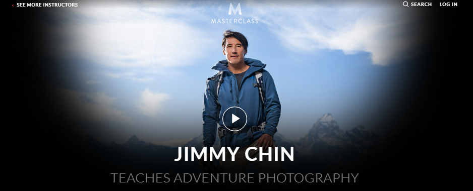 Jimmy Chin MasterClass Review - enjoy a advanture