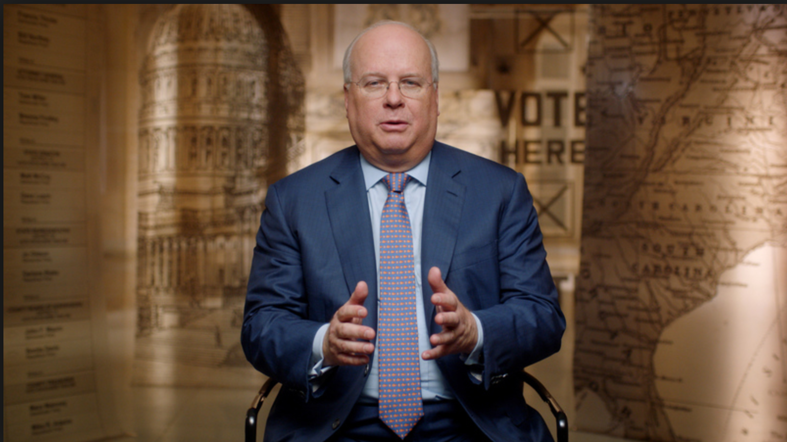 Karl Rove Teaches Campaign Strategy review