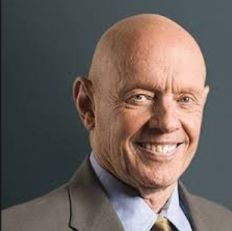 Stephen Covey- Best Motivational Speakers