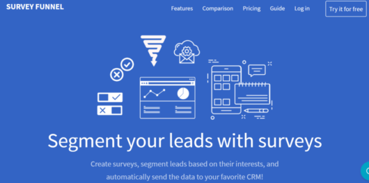 SurveyFunnel - online survery tool