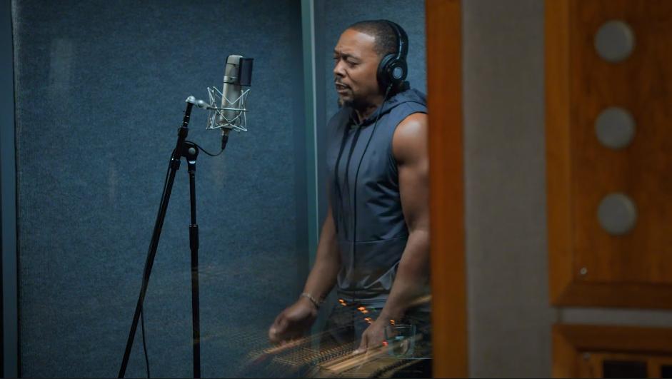 Timbaland MasterClass Review - audio record
