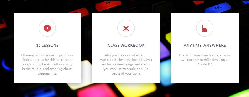 Timbaland MasterClass Review - class detailed