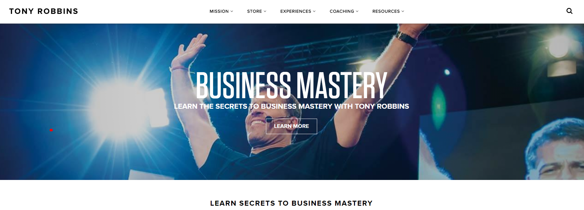 Tony Robbins Workshop Review- Business Mastery Seminar
