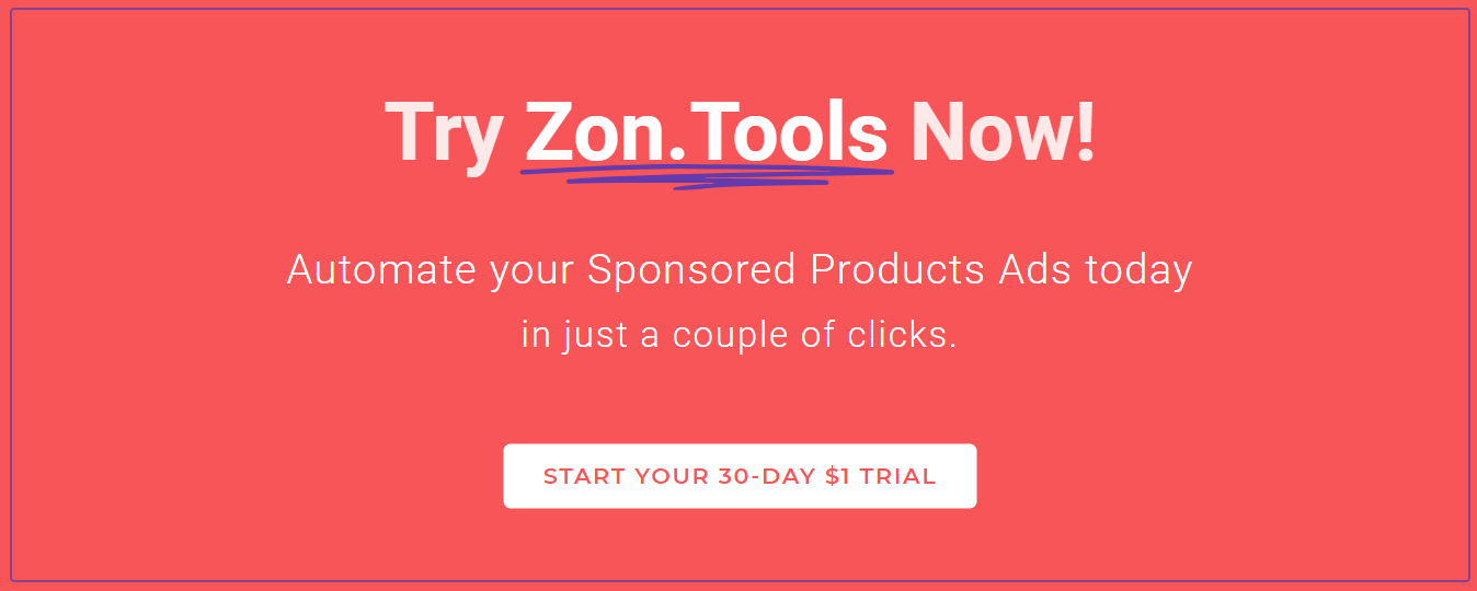 Zon Tools- Try It Now