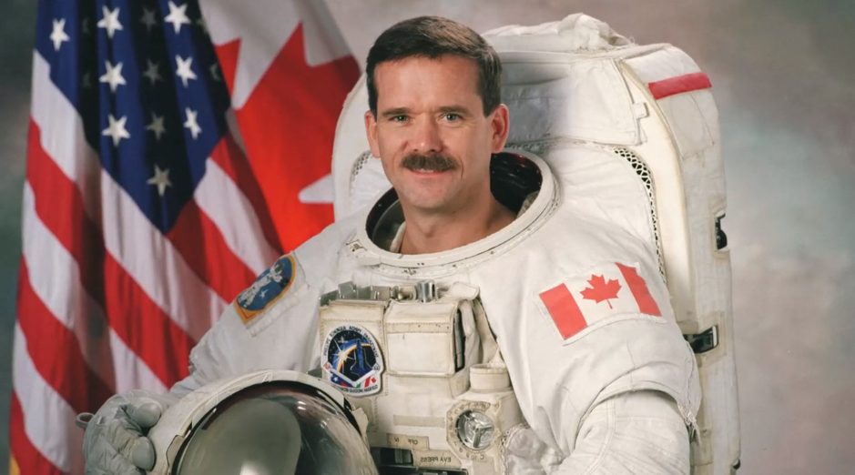Chris Hadfield Masterclass Review - workhard