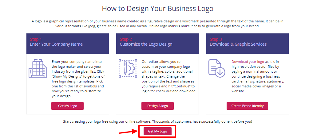 DesignMantic Review - how to design logo