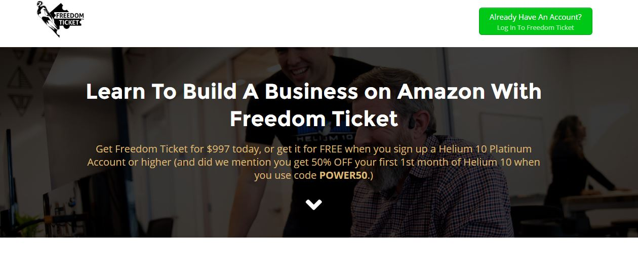 Freedom Ticket Review