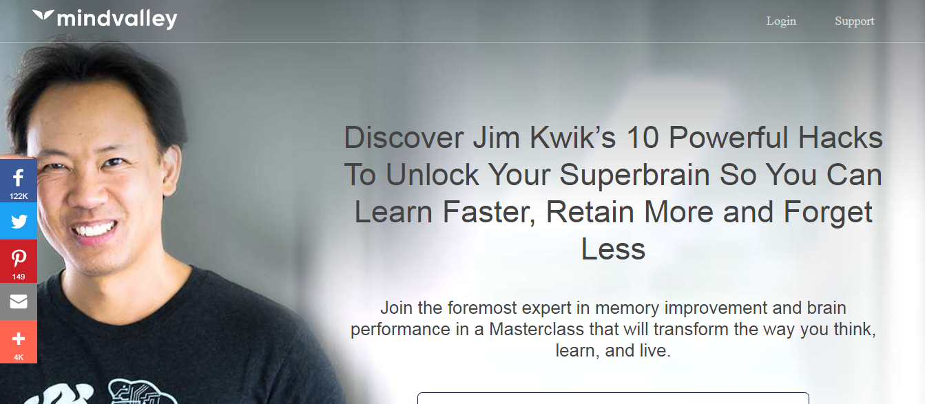 Jim Kwik SuperBrain Course Review - Mindvalley