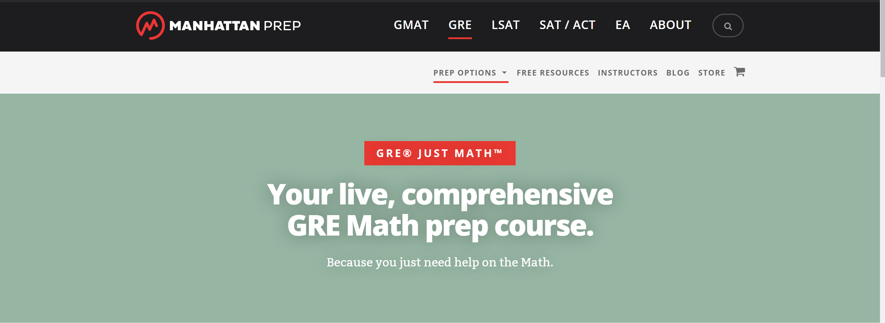 Manhattan GRE Math