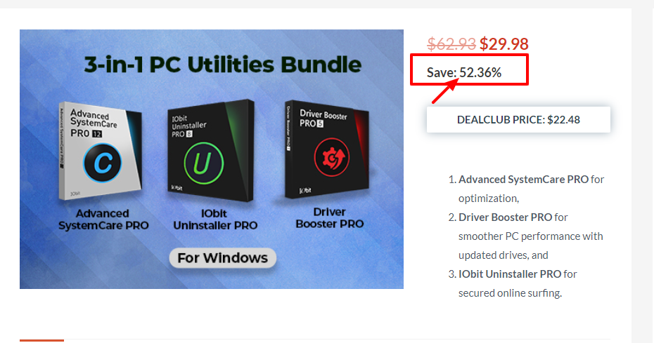 Dealfuel Discount Offers Deals - PC Ultimate Bundle