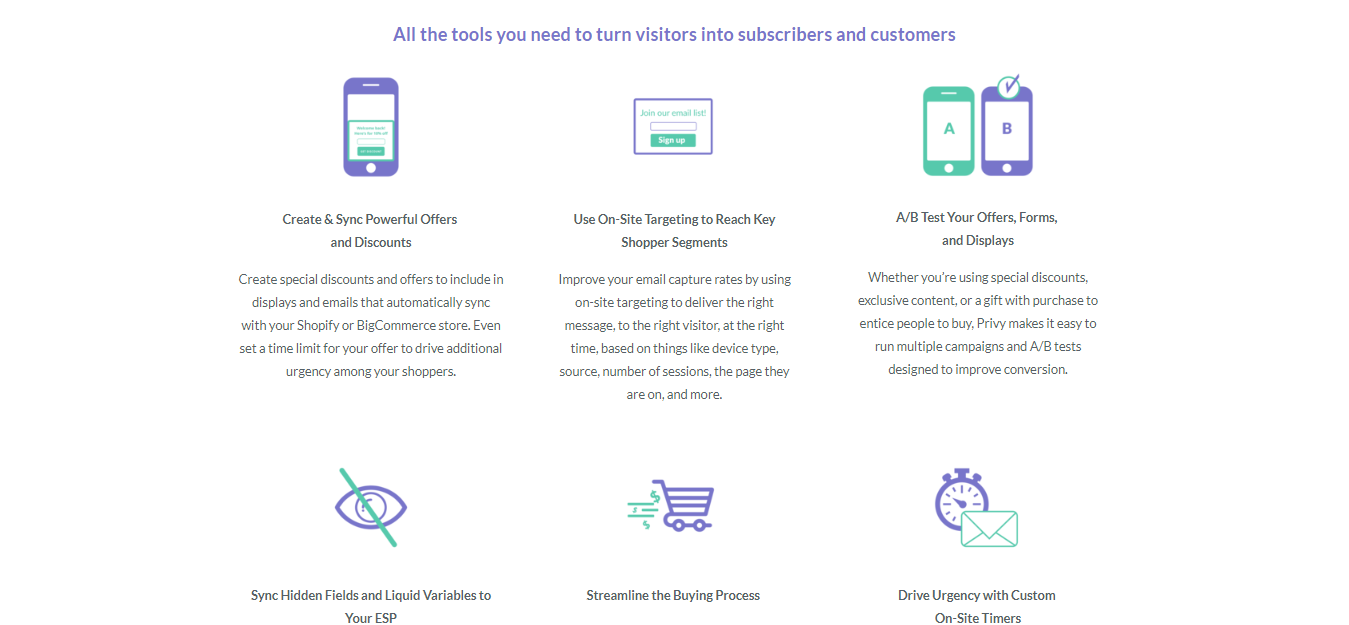 Privy Review - tools