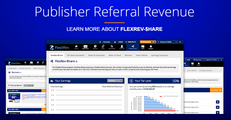 FlexOffers Review- Publisher Referral Program