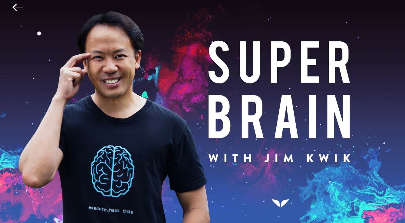 SuperBrain Course Review - Jim Kwik