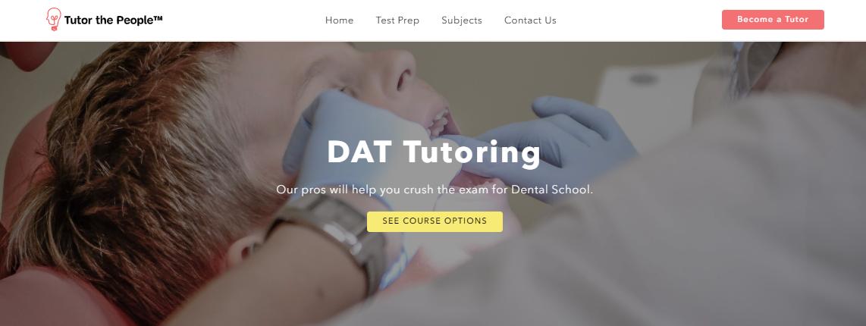 Tutor The People Review - Dat tutor