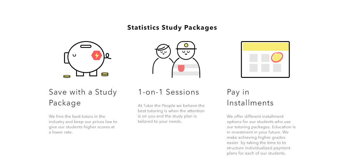 Tutor The People Review - statistics package