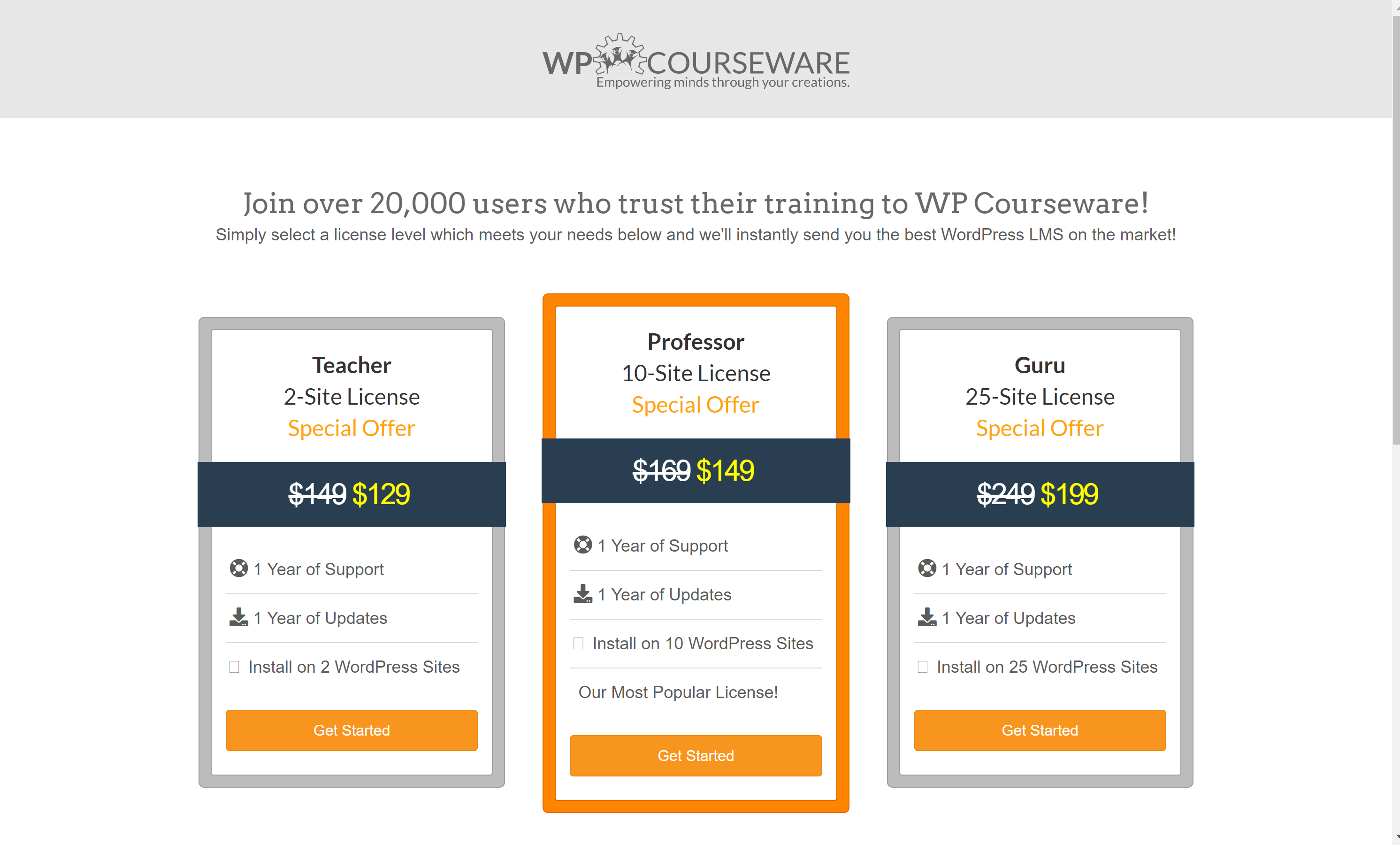 WP Courseware review and pricing