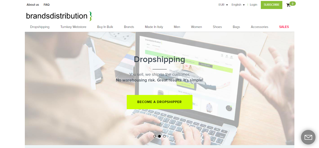 Best Dropshipping Suppliers in Europe- brandsdistribution