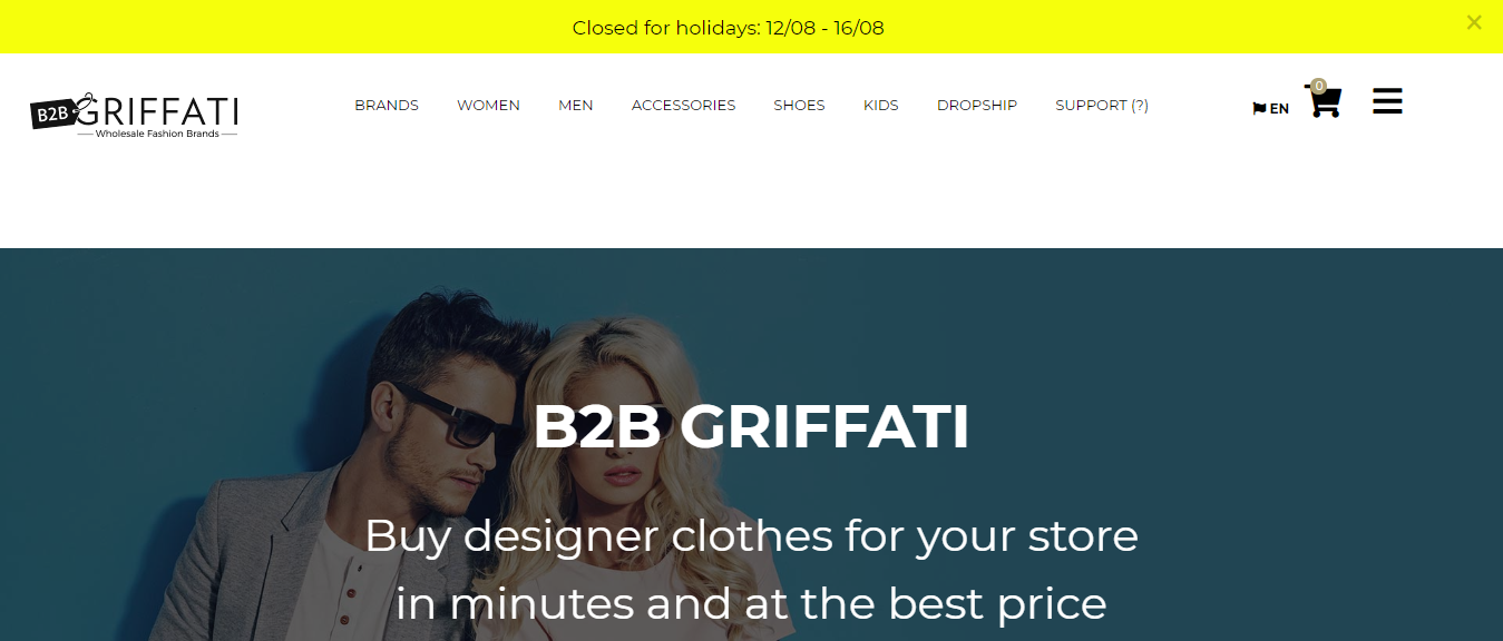Best Dropshipping Suppliers in Europe- Griffati