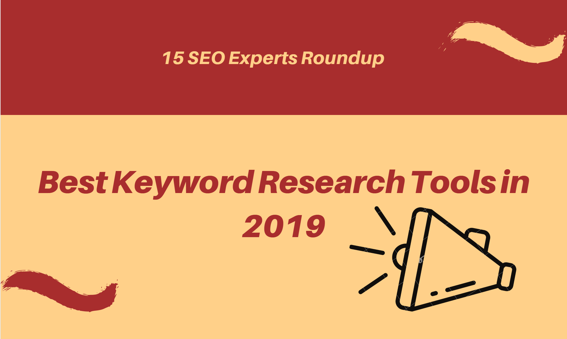 seo experts roundup best keyyword research tool