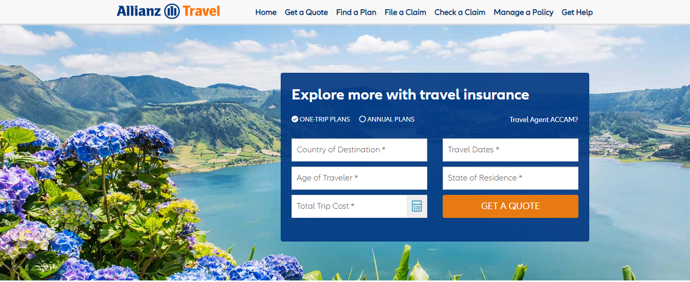 Digital Nomad Review- Allianz Travel Insurance