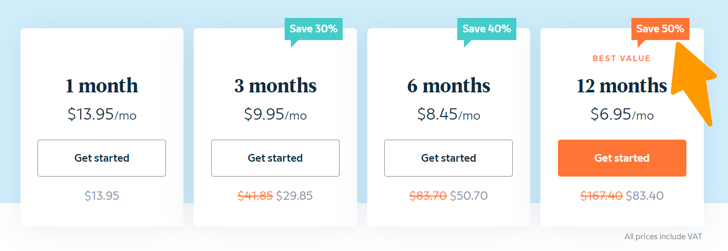 Babbel- Pricing